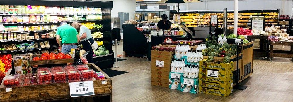 Robért Fresh Market Baton Rouge store