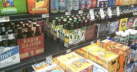 Beers for Tailgating