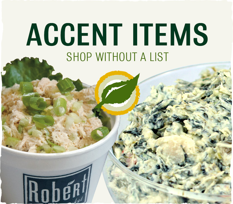 Accent Items